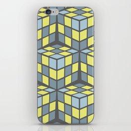 cascade - lemon iPhone Skin