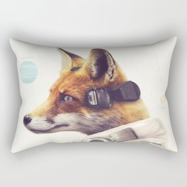 Star Team - Fox Rectangular Pillow