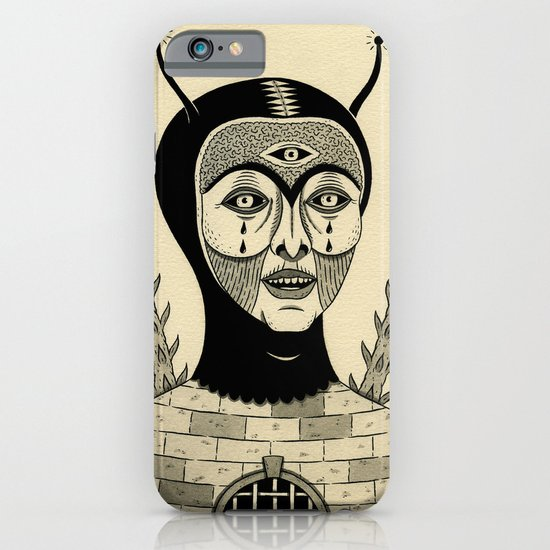 Preternatural Prison iPhone & iPod Case