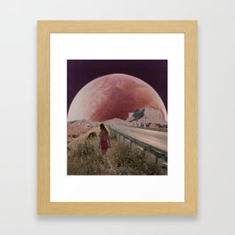 Universus Framed Art Print