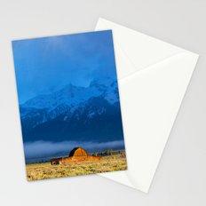 Stormy Sunrise. Stationery Cards