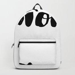 Monday weekly Backpack
