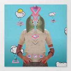 Skimagine Canvas Print
