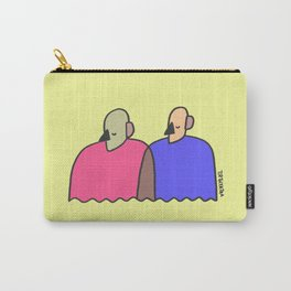 train of thought Carry-All Pouch