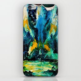 Untitled 3 iPhone Skin