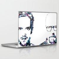 heisenberg Laptop & iPad Skins featuring Heisenberg by NKlein Design