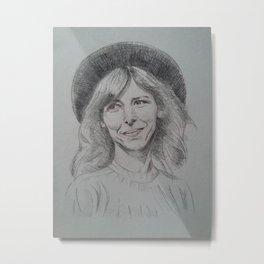 Sophie Hunter Metal Print