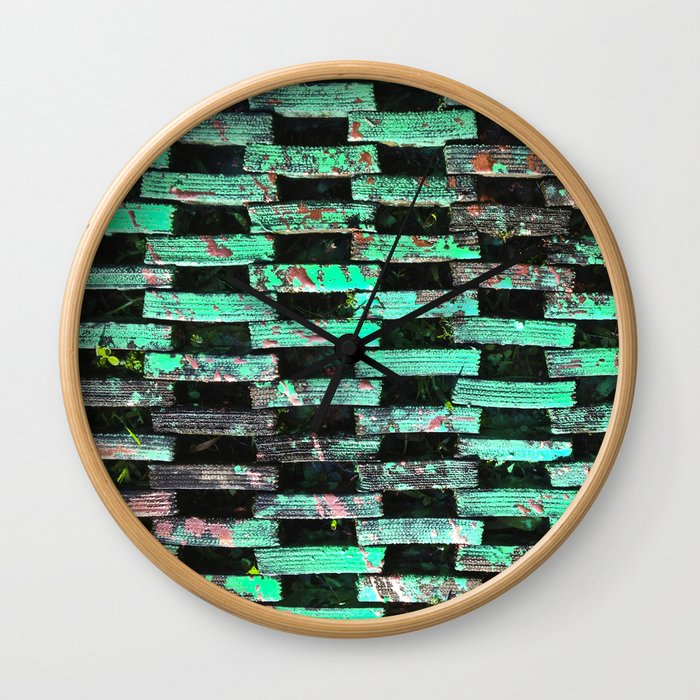 Stand On Me Wall Clock
