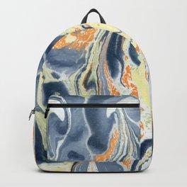 Erupting Lava #abstract #sabidussi #society6 #buyartprints Backpack