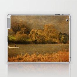 Thornton Reservoir, Leicestershire Laptop & iPad Skin