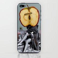 Wild Wilhelm Tell Collage iPhone & iPod Skin