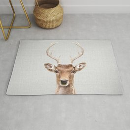 Deer 2 - Colorful Rug