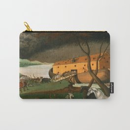 Noah's Ark by Edward Hicks Carry-All Pouch