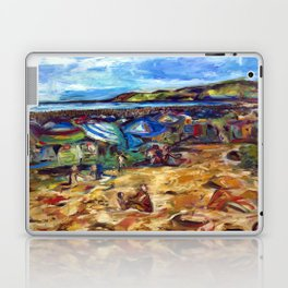 """Ogunquit Beach"" Laptop & iPad Skin"