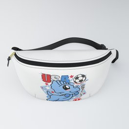 World Soccer Champs Fanny Pack