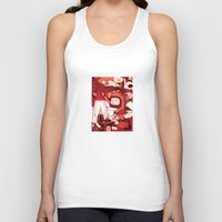 it crowd Tank Tops featuring Crowd – FuFu's by René Barth