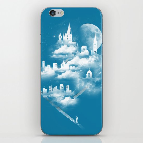STAIRWAY TO HEAVEN iPhone & iPod Skin