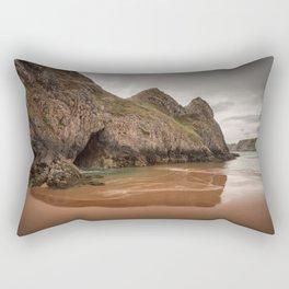 Three Cliffs Gower Rectangular Pillow