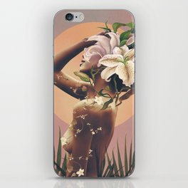 Floral beauty 3 iPhone Skin