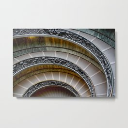 Round Metal Print