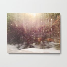 The Trees for the Forrest Metal Print