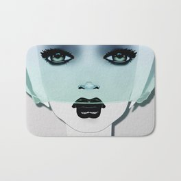 CHILD OF THE MOON Bath Mat