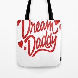 Dream Daddy Tote Bag