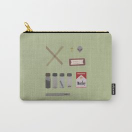 X Files v2 Carry-All Pouch
