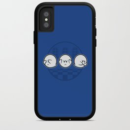 Boo No Evil iPhone Case