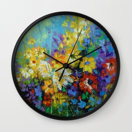 Bright melody Wall Clock