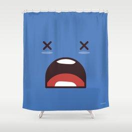 Fatal Error !!! Shower Curtain