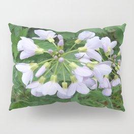little purple flowers Pillow Sham