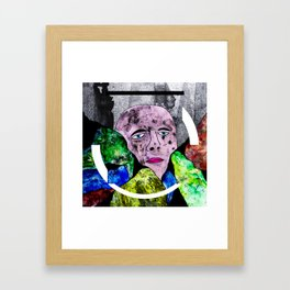 #003 Framed Art Print