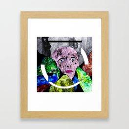 #003 Framed Art Print