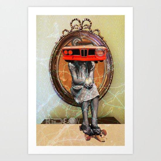 CarLotta Art Print