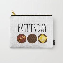 Patties Day Carry-All Pouch