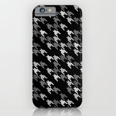 Toothless Black and White iPhone 6s Slim Case