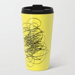 DEVOTIONAL SCRIBBLE Travel Mug