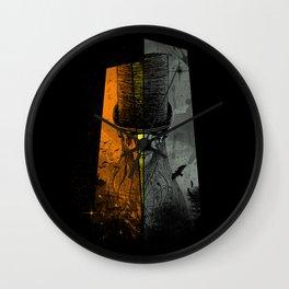 Preacher Man Wall Clock