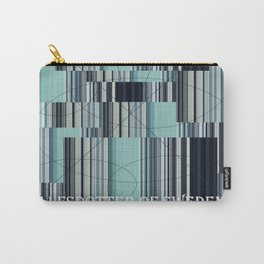 Mordern Art Carry-All Pouch