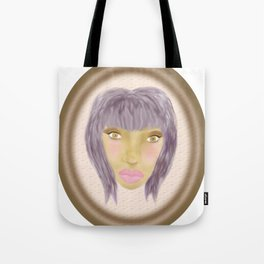 pretend it's a cameo Tote Bag