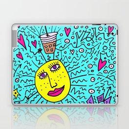 Iced Coffee Laptop & iPad Skin