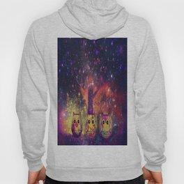 owl space-218 Hoody