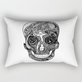 'Death of the Oceans' by Sarah King Rectangular Pillow
