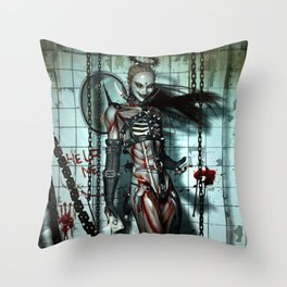 The Sweet Suffering Throw Pillow