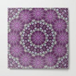 Violetts Metal Print