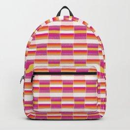 *STRIPE_PATTERN_1 Backpack