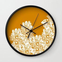 Harper Pattern Wall Clock