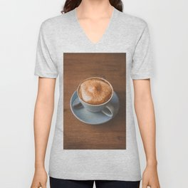 Morning Coffee Unisex V-Neck