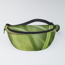 Grass by the Pond Fanny Pack